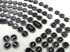 Hey, I found this really awesome Etsy listing at http://www.etsy.com/listing/108255932/steampunk-keyboard-set-wood-typewriter