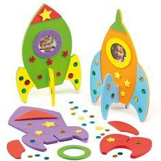 Moosgummi Bilderrahmen Bastelsets Rakete für Kinder zum Basteln und Verzieren (3 Stück) Baker Ross http://www.amazon.de/dp/B00NGH440Q/ref=cm_sw_r_pi_dp_qaz-ub10CWQQ7