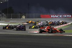 Formula 1 Special feature Bahrain Grand Prix driver ratings