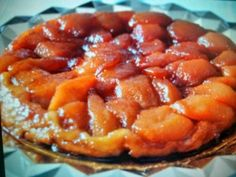 Tarta Tatin de Manzana - Recetas Judias