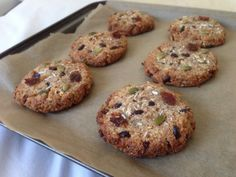 Chewy coconut date cookies - Runninglau
