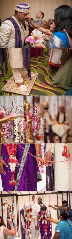 Interfaith Hindu Christian Wedding by McCardell Photography | Real Couples | WEDDING NOUVEAU | WEDDING NOUVEAU