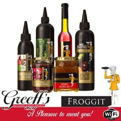 Greeff's Product Spotlight: Froggit - Made from the freshest ingredients. Froggit aims for freshness, quality and taste. #Greeffs are proud to be a stockist of this fantastic range. Visit us today! #froggit