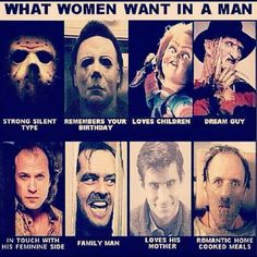 What women want in a man
