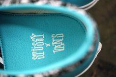 Stussy x Vans Vault summer 2014