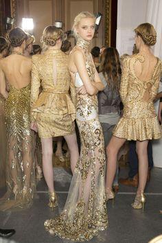 Zuhair Murad - Haute couture - FallWinter 2012/2013 // Court Ladies