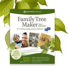 The end of Family Treemaker Software