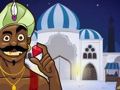 Play Arabian nights |  Jackpot Slots Machine