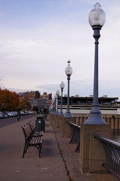 Vieux Port - Montreal, QC