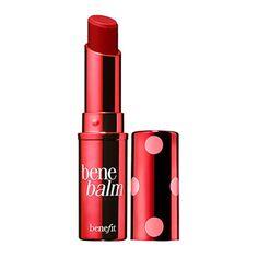 Rank & Style - Benefit Cosmetics Hydrating Tinted Lip Balm #rankandstyle
