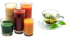 Receita de suco de frutas com chá verde – Mundo-Nipo