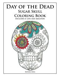 How to Draw Sugar Skulls Tutorial   Best Kid's Crafts and Activities