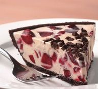 Weight Watchers Cherry Ice Cream Pie