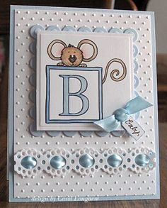Tag and ribbon delights! by Our Little Inspirations