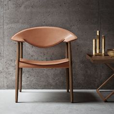 Shop SUITE NY for the LM92 Metropolitan Chair by Ejner Larsen and Aksel Bender Madsen for Carl Hansen and Son and more iconic midcentury Scandinavian furniture