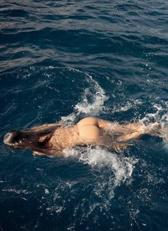 Alessandra Ambrosio by Gilles Bensimon for Maxim Dec. 2015-Jan. 2016 | Fashion photography | Nude Art
