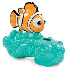 FINDING NEMO Spout Protector-- I want this for my bubble baths!