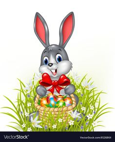 A Easter bunny with a basket of painted Easter egg Best Picture For ukrainian Easter Eggs For Your Taste You are looking for something, and it is going to tell you exactly what you are looking for, an Egg Vector, Easter Egg Pattern, Ukrainian Easter Eggs, Easter 2020, Easter Bunny, Happy Easter, Easter Printables, Fabric Dolls, Easter Crafts