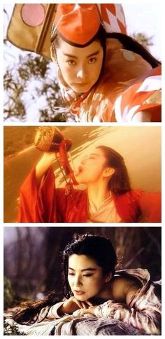 林青霞最美的照片是哪张? - 知乎