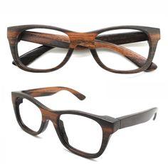 190a1f9c35 Items similar to WALKER2012 handmade ebony wooden sunglasses glasses  eyeglasses Free shipping on Etsy