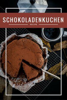 Schokoladenkuchen ohne Mehl. Super saftig und lecker!   http://www.allhunkydory.com/single-post/2016/11/21/Schokoladenkuchen