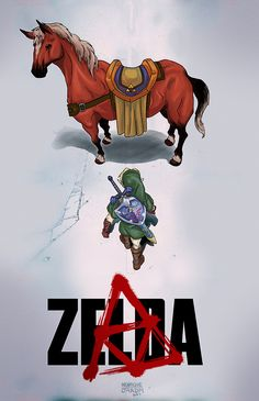 freak-cl:  henryscrapeteria:  My first and probably not last Zelda fanart.  y en el inesperado mashup del dia…..legend of zelda a la akira…