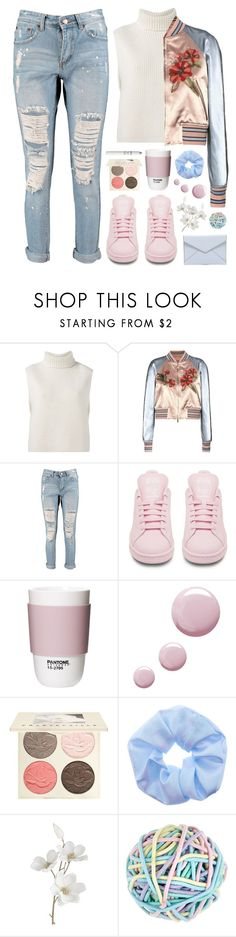 """My youth, my youth"" by sharinganjea ❤ liked on Polyvore featuring Étoile Isabel Marant, Valentino, Boohoo, adidas, ROOM COPENHAGEN, Topshop, Chantecaille, Pier 1 Imports, Accessorize and Rebecca Minkoff"