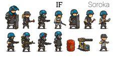 Pixel Characters, Military Drawings, 8 Bit, Alien Logo, Warfare, All Art, Pixel Art, Art Reference, Sci Fi