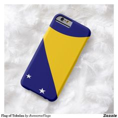 Flag of Tokelau Barely There iPhone 6 Case