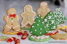 Galletitas de navidad | Gabriela, clavo y canela