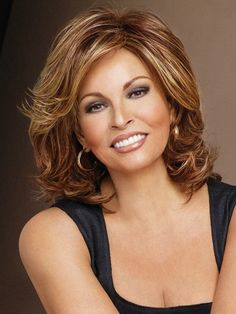Embrace | HF Synthetic Wig (Basic Cap) Trending Hairstyles, Celebrity Hairstyles, Wig Hairstyles, Medium Hairstyles, Short Bob Styles, Raquel Welch Wigs, Lisa, Hair Magazine, Short Wigs