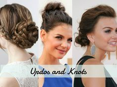 Hairstyle Trends You Can Try This Winter: Creative Knots and Updos
