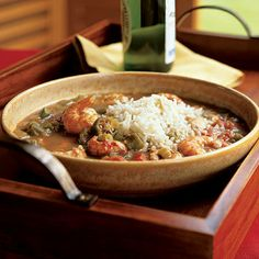 Gulf of Mexico Gumbo by Cooking Light