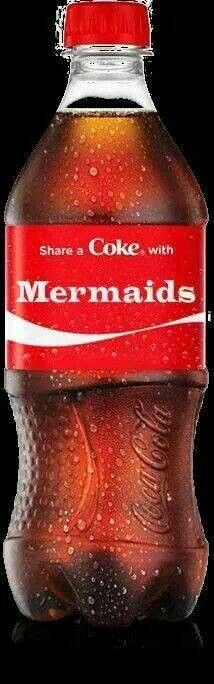 The new Coke bottles are so fun - especially when you find your own name.  We, of course, think this might be the best one yet!