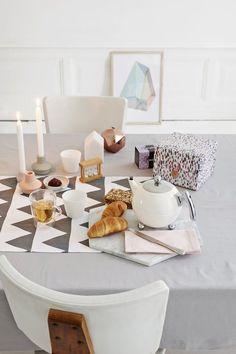 Gorgeous table setting. #design