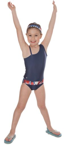 Fastenswim swimsuits use magnets to hold bottoms in place, making bathroom trips easy even in a one-piece.
