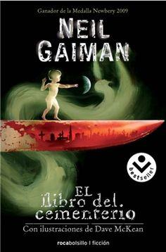 Ya he comentado varias veces lo mucho que me gusta Neil Gaiman. Es por eso que compré El libro del cementerio, hace bastante más de un año, si m...