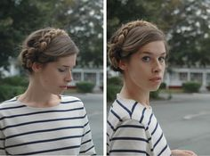 Orchid Grey: Hair-Do How-to #5: Heidi Braids