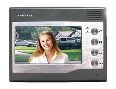 ZDL-027C2+22N Hands-Free Color Villa Visual Door Phone Doorbell Set by QLPD. $688.30. This is a home security video door phone with 2 indoor units.