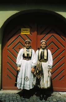 Reußner Tracht. Dinkelsbühl 1999 (Lauer)