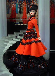 pageant doll, fashion doll, ๑Miss Mariy-El 2013