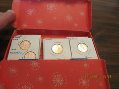A Lincoln Bicentennial Set from 2008 through 2009 and ending with 2010!! But we are not thru also, included is a complete Westward Journey Nickel set, including (not shown) Proofs!!