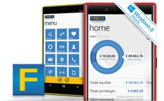 Fineco per Windows Phone: disponibile l'app ufficiale
