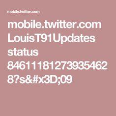 mobile.twitter.com LouisT91Updates status 846111812739354628?s=09