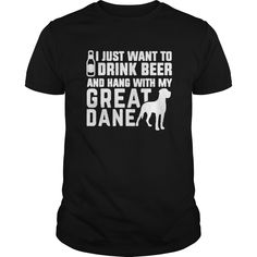 Great Dane Shirt Womens Organic TShirt