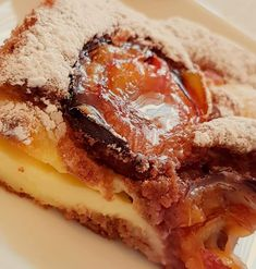 French Toast, Deserts, Breakfast, Food, Morning Coffee, Desserts, Eten, Postres, Dessert