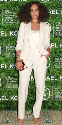 Solange Knowles in Michael Kors.