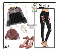 """""""SheIn"""" by terzic-e ❤ liked on Polyvore"""