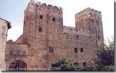 Casa fuerte de Finojosa (14KB)