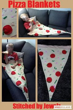 Hey, I found this really awesome Etsy listing at https://www.etsy.com/ca/listing/386899916/pizza-blanket Follow my shop Stitched by Jewelz on Facebook! -Carli